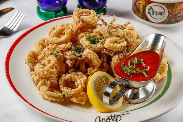 Calamari Toto