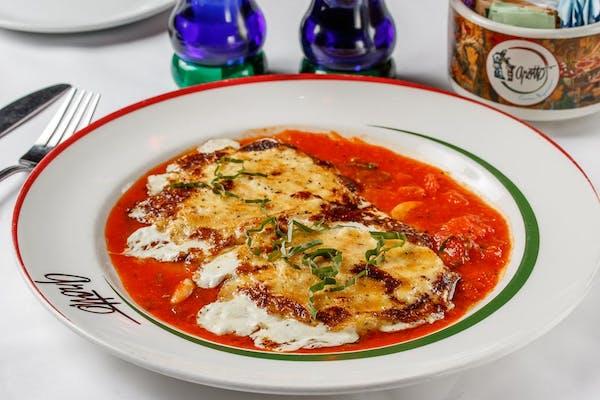 Mozzarella in Padella