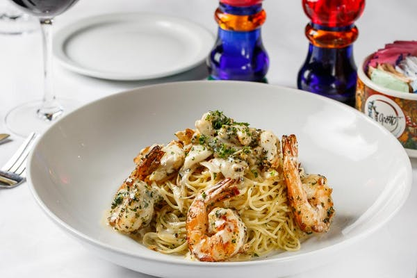 Shrimp & Crab Capellini