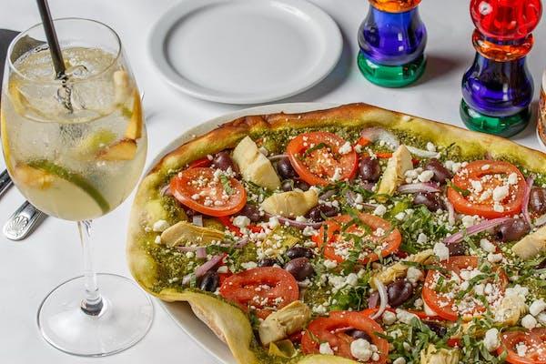 Italian Garden Pizza