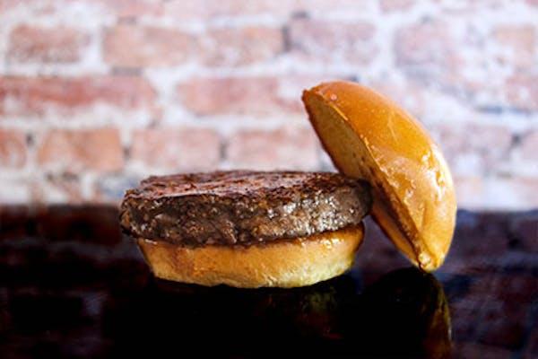 Kid-Sized Burger