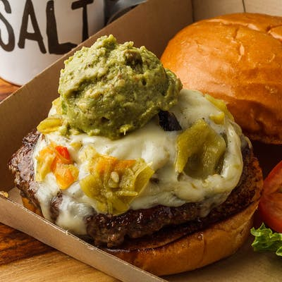 The Verde Burger