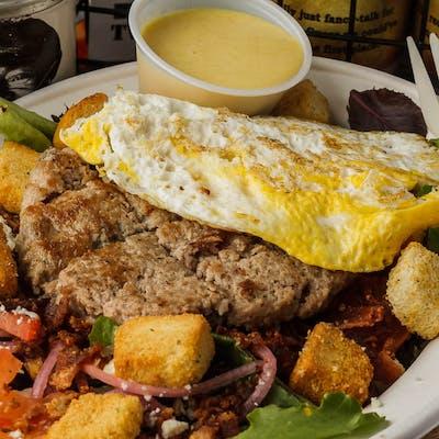 Cobb Salad w/ Fried Egg