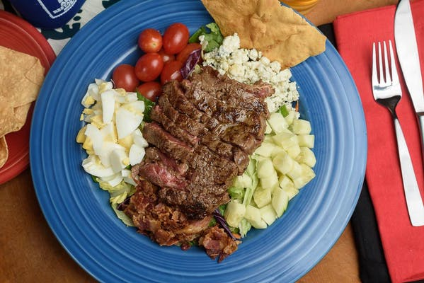 Blackened Steak Cobb Salad