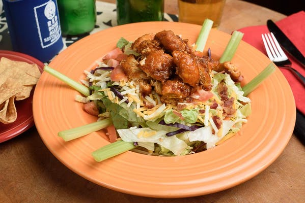 Southern or Buffalo Chicken Salad