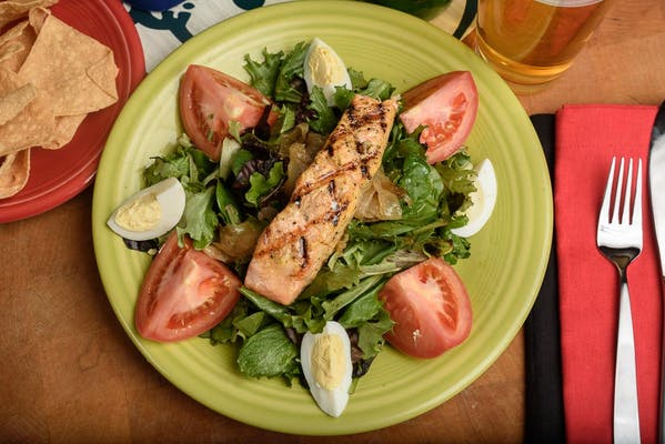 Atlantic Salmon & Artisanal Greens
