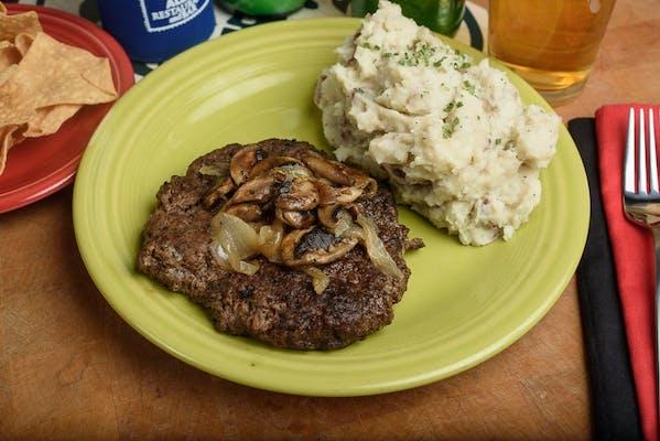 Throwback Hamburger Steak