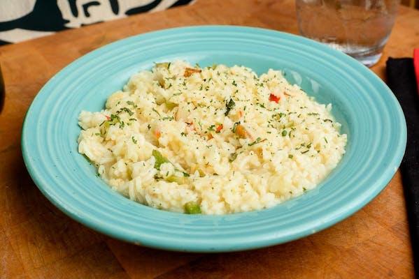 Risotto of Plantation Rice