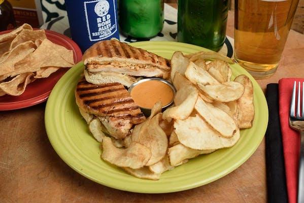 Chipotle Chicken Melt