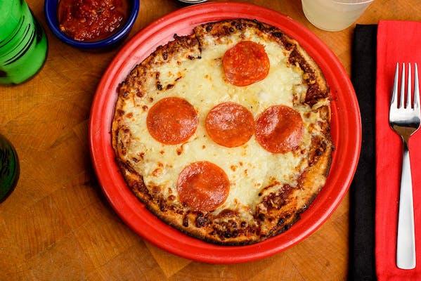 Kid's Whole Wheat Pita Pizza