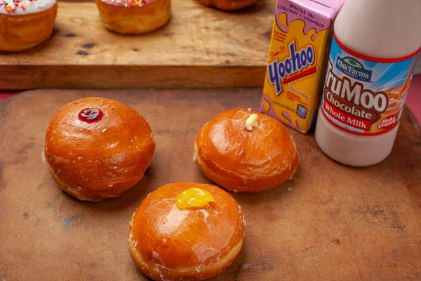 Filled Donuts