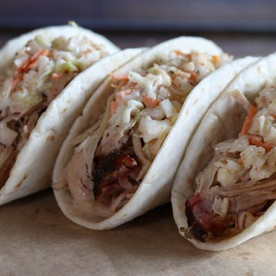 The Fancy Pork Taco