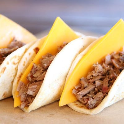 Beef & Cheese Taco