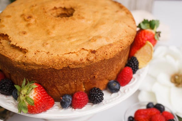 Original Heirloom Pound Cake