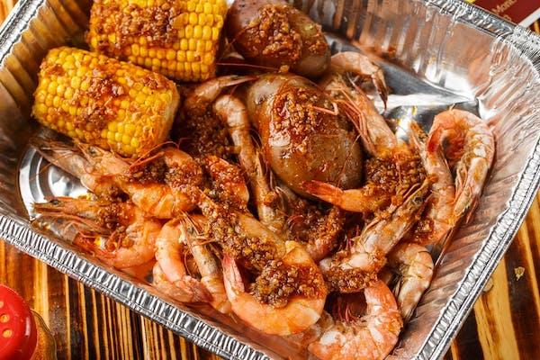 Boiled Large Shrimp