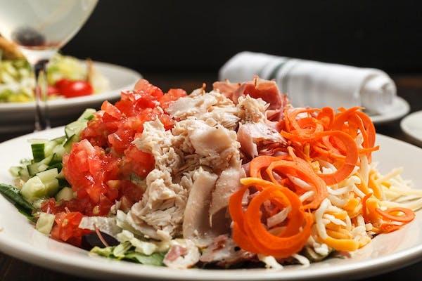 Retro Chef Salad
