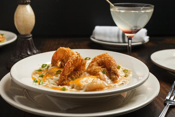 Lunch Shrimp & Grits