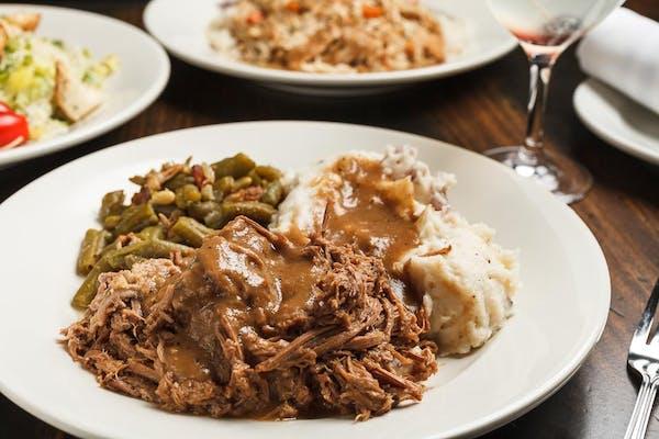 Lunch Pot Roast Creole
