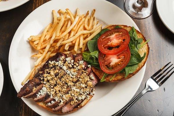 Beef & Bleu Steak Frite