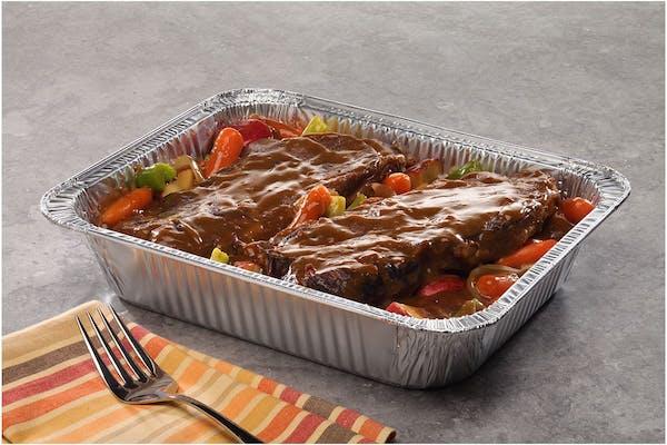 Pot Roast  (2 roasts)
