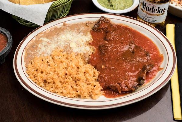 18. Steak Ranchero