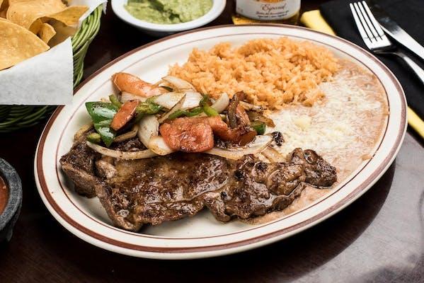19. Steak a La Mexicana