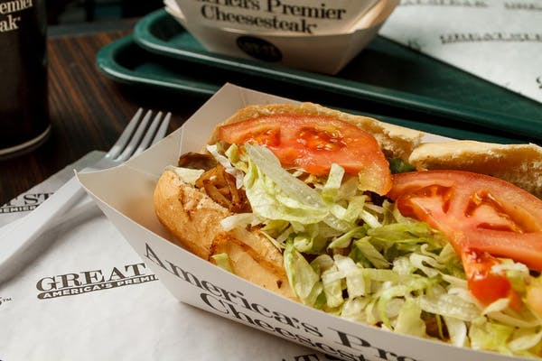 Ultimate Chicken Philly
