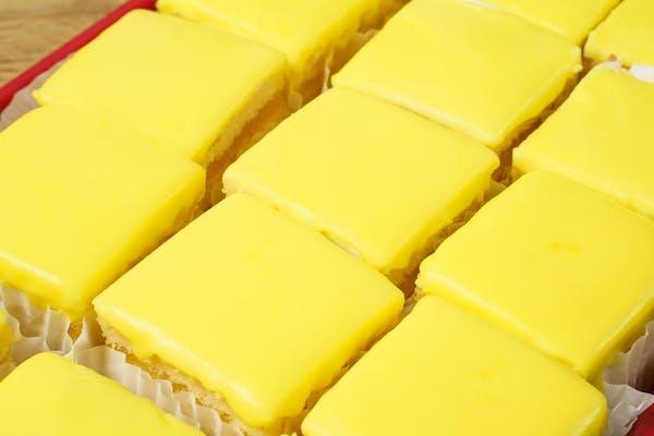 Lemon Doberge Square