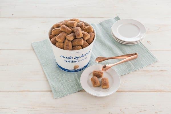 Cinnamon Sugar Pretzel Nuggets Bucket