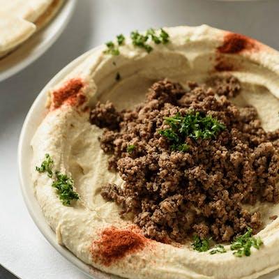 Hummus Deluxe
