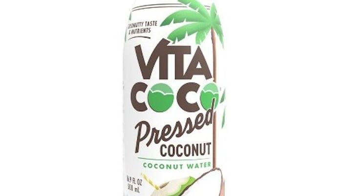 Vita Pressed Coconut Water