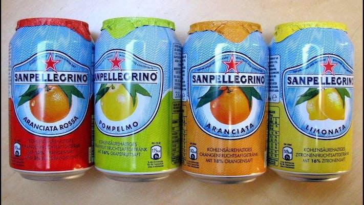 Pellegrino Drinks