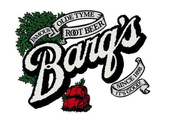 Barq's Glass Bottle