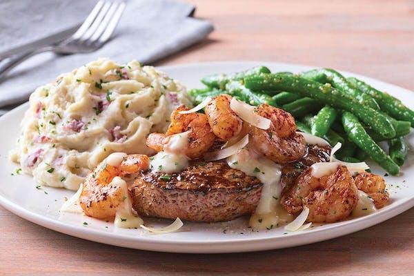 Shrimp 'N Parmesan Sirloin*