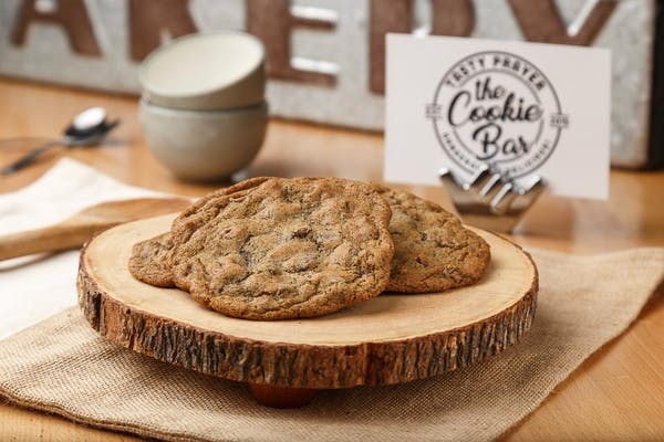Java Chocolate Chip Cookie