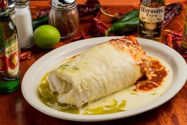 Fiesta Grande Burrito