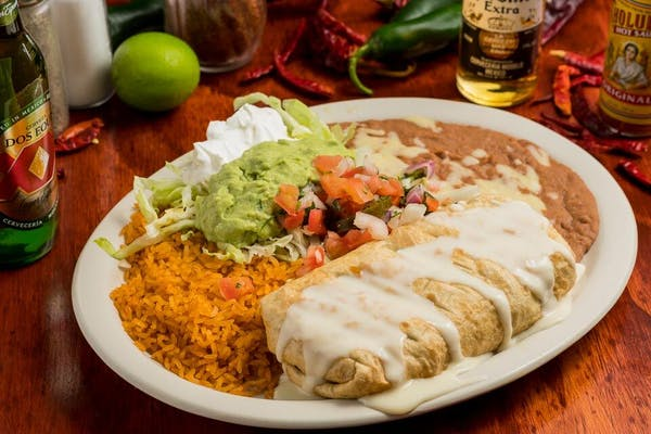 Fajita Chimichanga