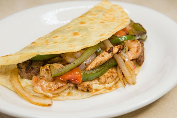 Texas Fajita Quesadilla