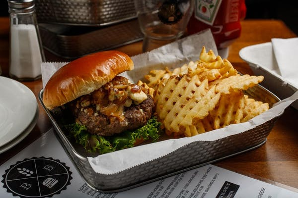 Blues Brothers Burger