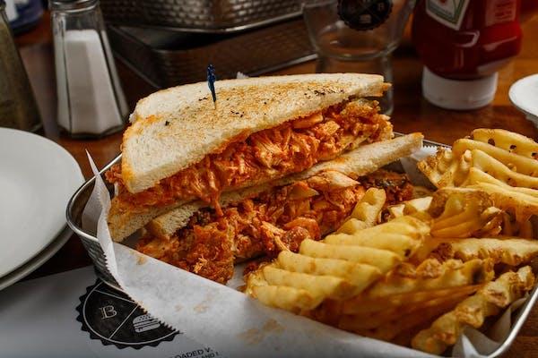 Napoleon Dynamite Sandwich