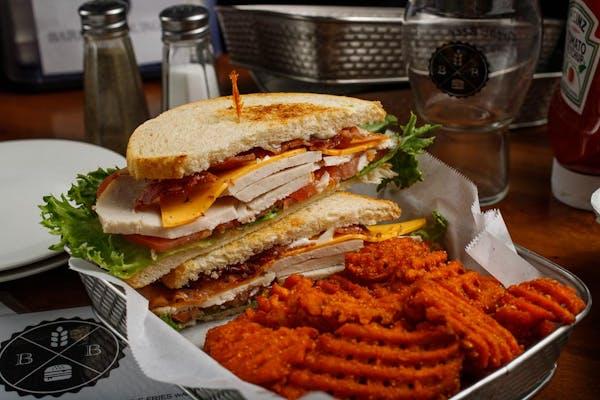 Bushwood Country Club Sandwich