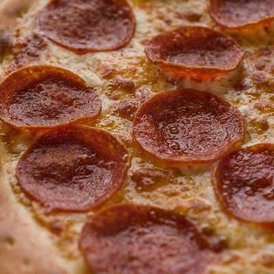 "(14"") Half CYO / Half Signature Pizza"