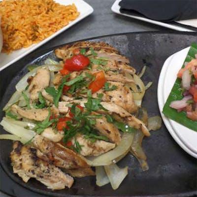 Fajitas (Lunch)