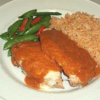Pollo Chipotle (Lunch)