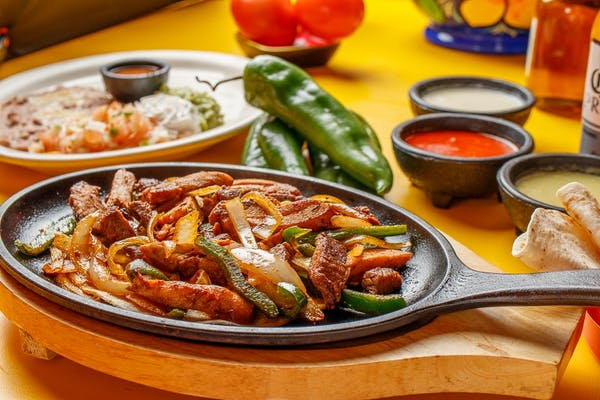 Steak & Chicken Combo Fajitas