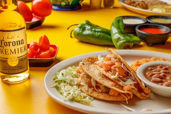 Veggie Taco Plate