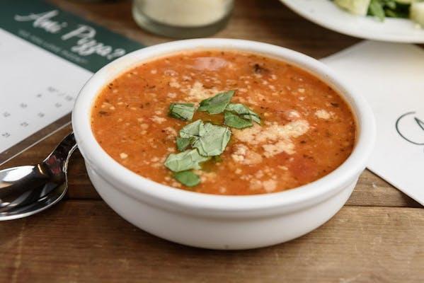 Pasta E Faggioli Soup