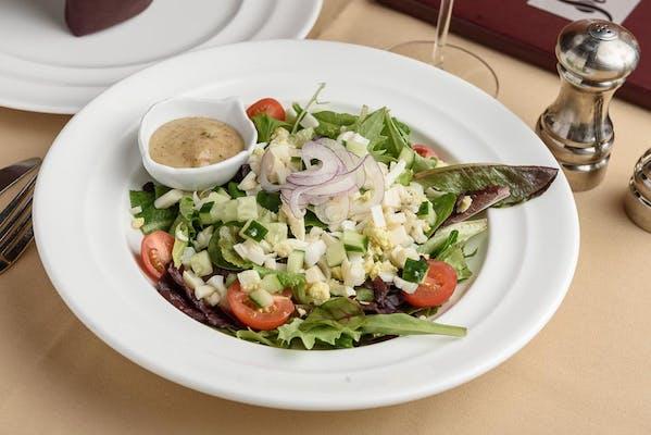 Scarlet House Salad