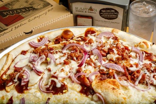 Brooklyn BBQ Pizza