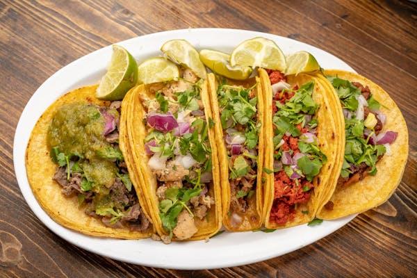 Veggie Taco (Tuesday)